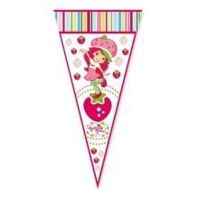 Strawberry Shortcake Bag cone 10u . 20x40cm