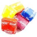 Caramelos sugus de varios sabores bolsa 1 kg.