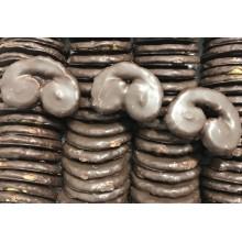Palmeritas de Chocolate de Pastelkey caja con 2 kg.