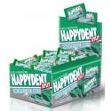 Happydent bubble gum box spearmint flavor