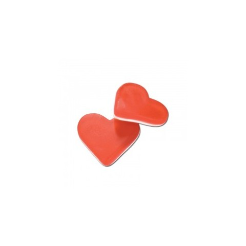 Haribo gummies 250u red hearts.