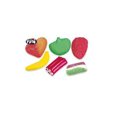 Fini jelly beans Party Mix with sugar 1 kg.