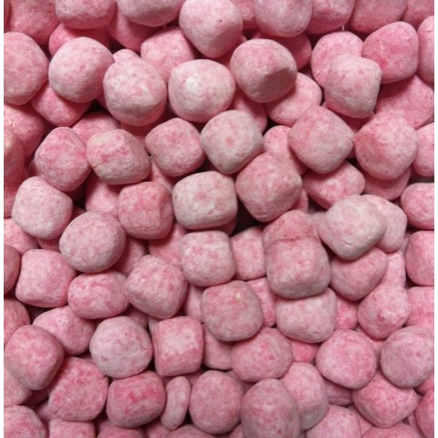 Ceconsa strawberry chewy candy ball 200u.