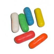Capsulas de regaliz Colorinas de Damel bolsa de 1 kg.
