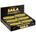 Pure licorice Saila 18 x 10 g cans. (Licorice extract)