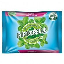 Caramelos Dietorelle Soft sabor menta 800gr.