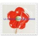 Jarca lollipop artisan candy 50 units.