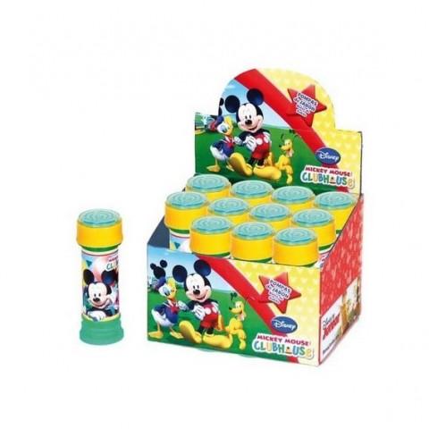 Disney club house soap bubbles 36 units.