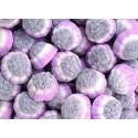Caramelos de goma haribo moras rellenas 125u.