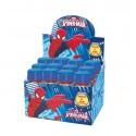 Spiderman soap bubbles 12 units.