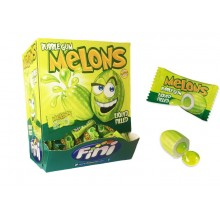 Fini fillings wrapped melons 200.