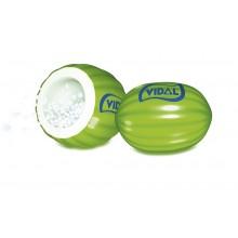 Vidal Bubble gum melon flavor 250 units.