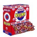 Bolon Party Kojak case cherry flavored filling gum 150 units.