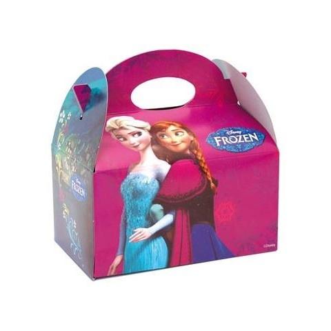 Cardboard box for celebrations Frozen 1u.