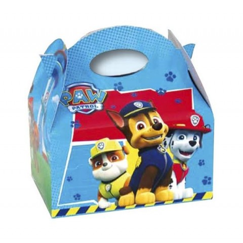 Cardboard box for celebrations Jake and the Pirates 1u.