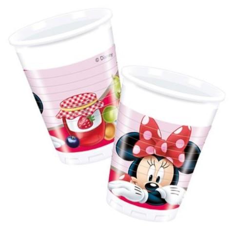 Minnie glasses Lunar 8u.