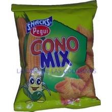 Conomix corn cones Pegui 40 units.