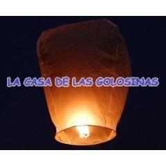 Sky lanterns globos de papel