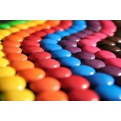 Golosinas por colores