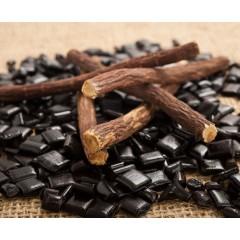 Caramelo sabor regaliz
