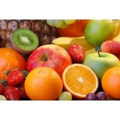 Caramelo sabor frutas