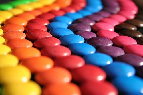 Comprar chuches y caramelos por colores la casa de las - La casa de la golosina ...