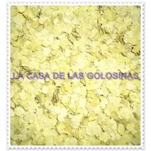 Confeti amarillo curry 1Kg.