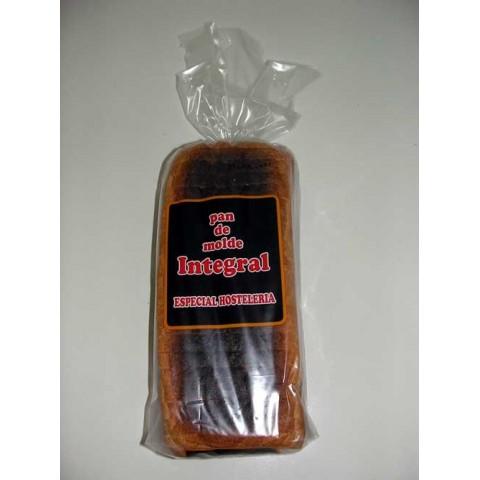 Pan de molde Gotri integral caja con 8 bolsas de 800 grs.
