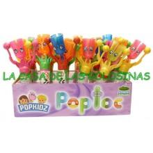 Juguete con caramelos PopToc 30 unidades.