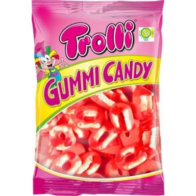 Caramelos de goma Dentaduras baby drácula Trolli bolsa 1Kg.