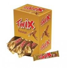 Twix chocolate bar funsize 36 units.