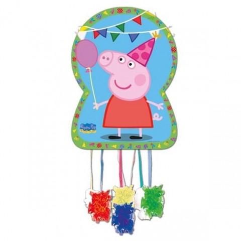 Piñata Grande Peppa Pig.