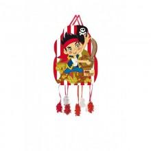 Piñata Mediana Jake El Pirata.