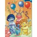Piñata Grande Los Lunnis