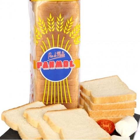 Pan de Molde Panmol paquete de 500 grs.