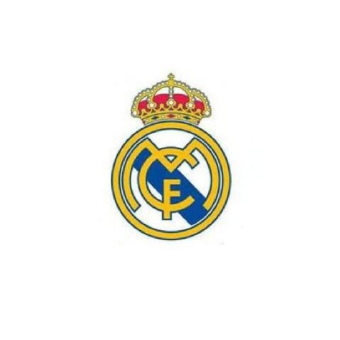 Oblea Impresa Real Madrid 20 cm. 1u.