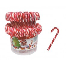 Christmas candy canes boat 100 units.