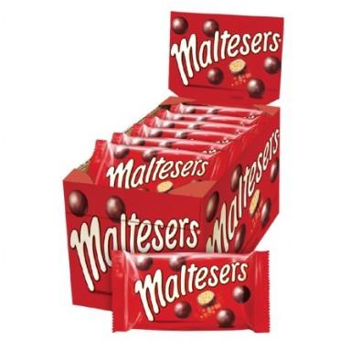 Maltesers chocolate clasico 25 unidades.