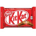 Kit Kat chocolate con leche clasico.