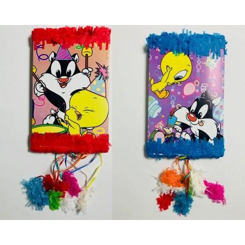 Piñata Pequeña Babies Tunes