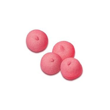 Esponjas bulgari bolas rosas 100 unidades.
