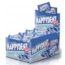 Happydent bubble gum box mint flavor