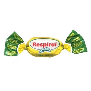 Caramelos Respiral Limon Mentol 1 kg.