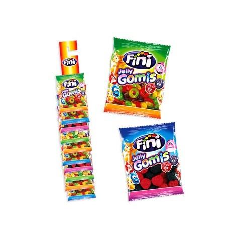 Bolsitas Fini Gummy Mix 15gr ristras 60u.