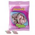 Esponjas bulgari fresas pink 75 unidades.