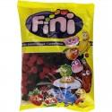 Caramelos de goma Fini Mini Moras rojas y negras 1 kg.
