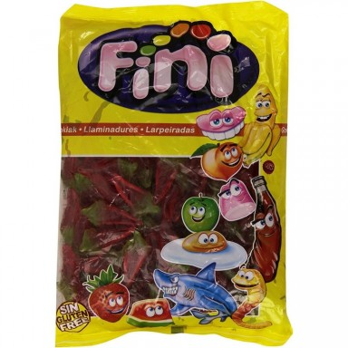 Caramelos de goma Fini Guindillas picantes brillo  1 kg.