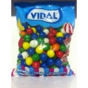 Bolas de chicle de Vidal de 30mm 2kg.