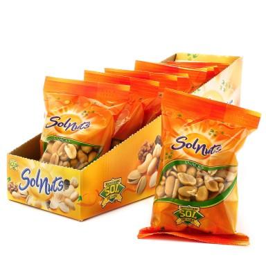 Panchitos Solnuts Fritos 130g. 1u.