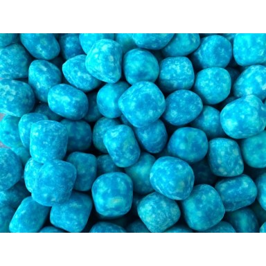 Bola Frambuesa azul caramelo masticable Ceconsa 200u.